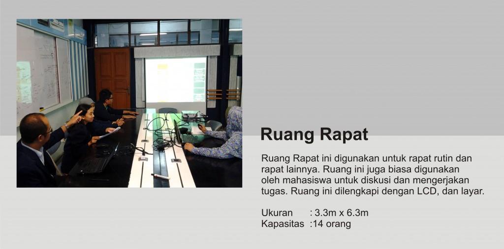 3.Bangun Ruang MMRS(R. Rapat)