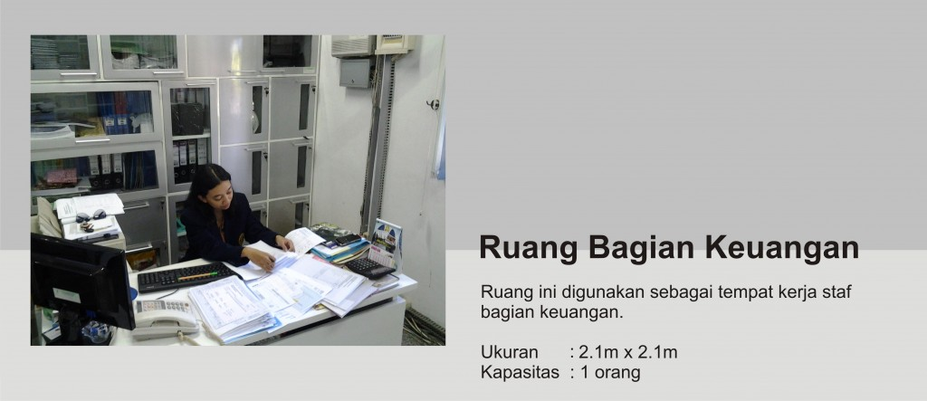 5.Bangun Ruang MMRS (R. Bag Keu)