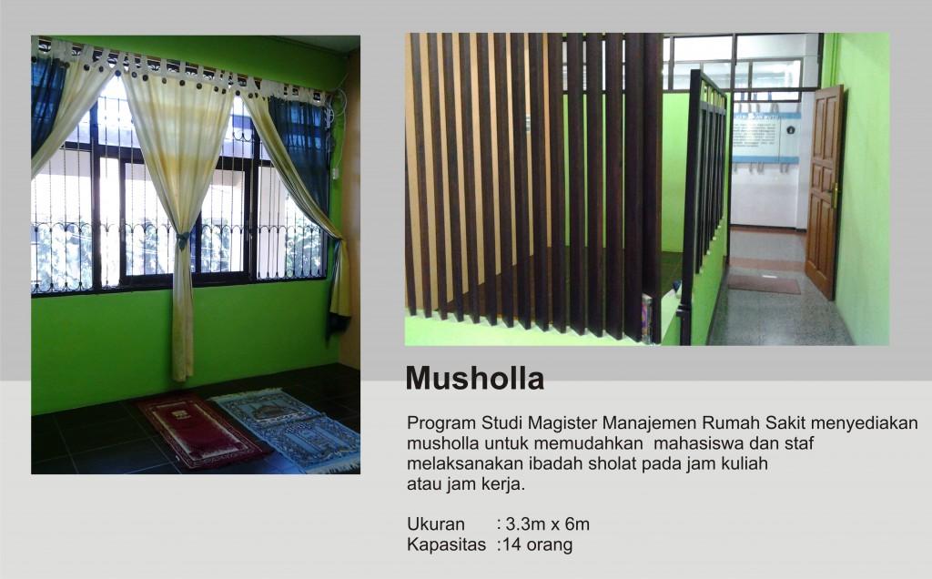 8.Bangun Ruang MMRS(Musholla)