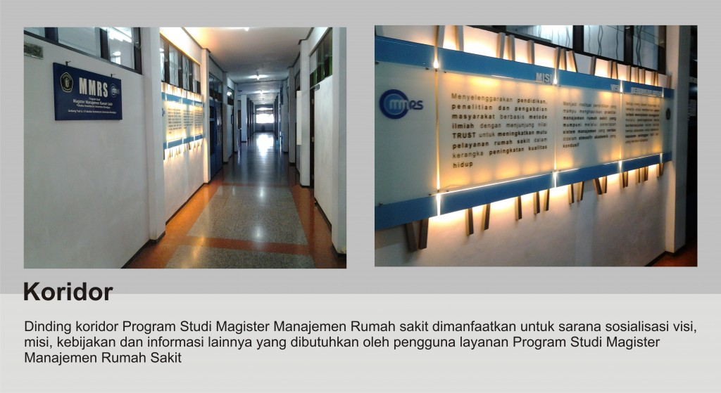 9.Bangun Ruang MMRS (Koridor)